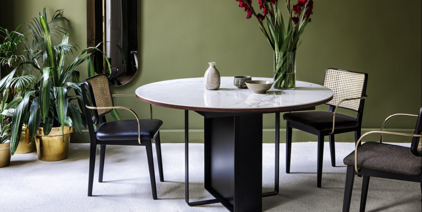 Felice Round Dining Table